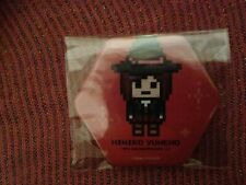 New Danganronpa Dangan Ronpa V3 Himiko Yumeno Hexagonal Badge Pin