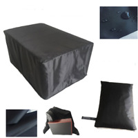 Outdoor Patio Garden Furniture Cover Waterproof Wicker Sofa Protection Snow Sun