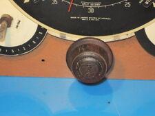 ZENITH RADIO PARTS, ORIGINAL MAIN TUNING KNOB ONLY   ( 1 )