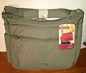 FROMMER'S MINI MESSENGER  FLYER BAG by LUG NEW