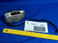 Minolta Explorer Freedom Zoom EX QD 35mm Camera Film Manual