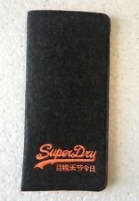 SOFT SUPERDRY GLASSES  CASE / POUCH