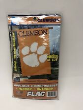 Clemson University Tigers 2 Sided Large Outdoor House Flag