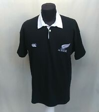 Vintage New Zealand All Blacks 1993 Rugby Jersey Rare Canterbury Shirt Size 40 M