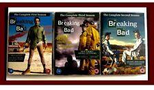 Breaking Bad Complete Series 1-3 Season 1-3.....