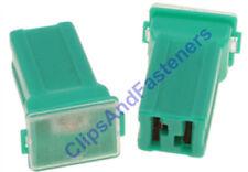 2 PAL (Pacific Auto Link) Fuse 40 Amp Mini Female Green