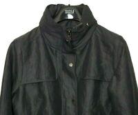 Ladies M&S Jacket / Blue Stormwear Anorak Raincoat 12 BNWT £79 / Marks Women