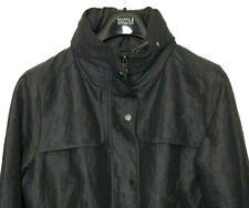 M&S Damen Jacke Blau Anorak Regenmantel 20 Neu mit Etikett Marks
