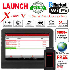 LAUNCH X431 Pro V 8inch OBD2 Bidirectional Active Test Car Diagnostic Scan Tool