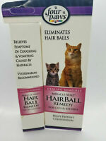 NEW Four Paws Miracle Malt Hairball Couff Remedy for Cats & Kittens Meow