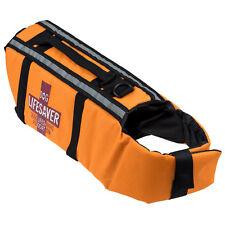 5x (pet Dog Float Life Saver Preserver Safe Swimming Life Jacket Vest Siz F6