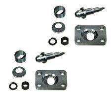 For Chevrolet V30 Ford F-350 Set Of 2 Front Lower Alignment Camber Kit Pair Moog