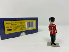 WBritains 40108 - Regimental Sergeant Major, Grenadier Guards