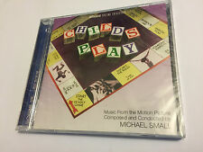 CHILD'S PLAY / FIRSTBORN (Small) OOP Intrada Score OST Soundtrack CD SEALED