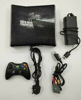 Microsoft Xbox 360 S Slim 250GB Video Game Console PAL TESTED COMPLETE