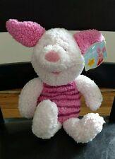 Disney Baby Piglet Plush With sounds Winnie The Pooh Stuffed Animal Kids Toy
