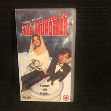 So I Married An Axe Murderer VHS Video Tape - PAL - FAST FREE UK Dispatch!
