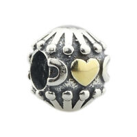 GUARANTEED Genuine .925 Sterling Silver Authentic Charm Love & Hugs Jewelry