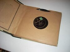 2000 Years of Music Curt Sachs Parlophone (12) 78 RPM VG+/NM RARE SET