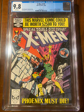 X-MEN #137 9/80 CGC 9.8 WHITE PAGES ICONIC BYRNE COVER EXCELLENT HIGH GRADE KEY