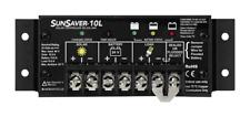 MorningStar SS-10L-24V-SunSaver 10 Amp 24 Volt PWM Solar Charge Controller - LVD