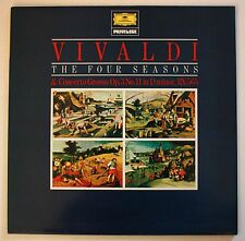 Vivaldi: The Four Seasons and Concerto Grosso Op. 3 No.11 in D minor