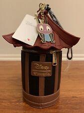 Loungefly Disney Mulan Cri-Kee Chinese Lantern Purse Wristlet Clutch Bag