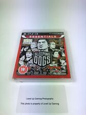 Sleeping Dogs Essentials PS3 Playstation 3 (FAST FREE POSTAGE) No Manual