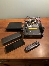 JVC KD AVX-44 DVD 3.5 Inch Removable Screen And Remote.