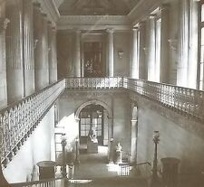 Stairway of Palace of Luxembourg, Paris, France, Magic Lantern Glass Slide