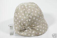 NEUF Coccinelle Femmes Chapeau cloche à large bords d'été taille M 1-15 #45