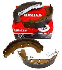 MINTEX REAR AXLE BRAKE SHOE SET CITROEN FIAT PEUGEOT MFR579 (REAL IMAGE OF PART)