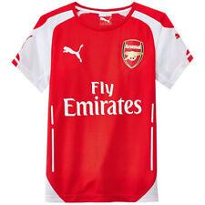 Camisetas de fútbol de clubes ingleses rojos PUMA
