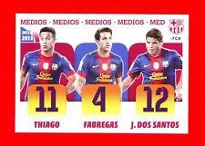 FC BARCELONA 2012-2013 Panini-Figurina-Sticker n. 22 -THIAGO-FABREGAS-SANTOS-New