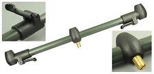 Strategy Aluminium 3er Tele Buzzer Bar auch für Rod Pod Schnellverschluß 35-50cm