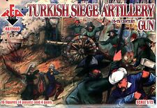Red Box 1/72 72069 Turkish Siege Artillery Gun (16th Century)