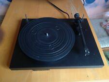 Pro-Ject Debut lll, Plattenspieler, mit speedbox 33/45 , Ortofon