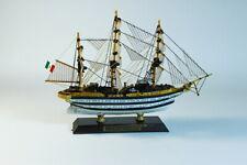 Scale model 1:1250 Amerigo Vespucci