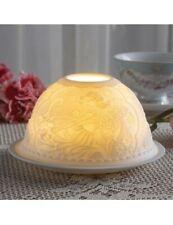Victorian Trading Co Fairy Haven Porcelain Lithophane Night Light Luminary