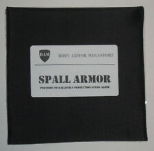 Spall Armor   Spall Liner   Blockers of Spall   6 x 6 AR500 Steel Plates- Pair