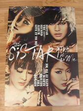 SISTAR - GIVE IT TO ME [ORIGINAL POSTER] *NEW* K-POP