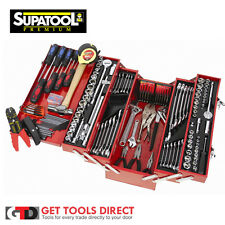 SupaTool S1174 174 Piece Combiation Tool Kit - Set - Chest Metric & AF Sockets