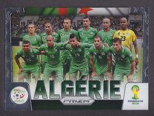 Panini Prizm World Cup 2014 - Team Photos # 1 Algeria