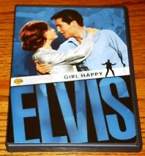 ELVIS PRESLEY GIRL HAPPY DVD WITH LOBBY CARDS MINT!