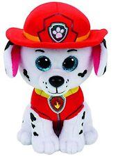 Ty Paw Patrol Marshall Plush Dog Beanie Babies 3+, Boys & Girls