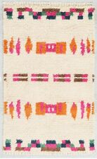 Urban Outfitters Bohem The Stella Shag Wool Rug 3'x5' SOLD OUT $249.00