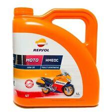 Aceite Repsol Moto hmeoc 4T 10W30 4L   Moto   4 litros   NUEVO   Envío 24h