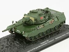 Leopard 1 A2 Tank 4th Reggimento Carri Brigata Meccanizzata Centauro Altaya 1/72