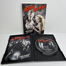 New listing Sin City (Dvd, Widescreen 2006) Bruce Willis with slip cover