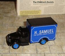 LLEDO - PROMOTIONAL  - 1950 BEDFORD 30 CWT TRUCK - H SAMUEL JEWELLERS - BOXED